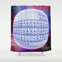 periodic table Shower Curtains featuring The Periodic Table of Elements -  Science  by MissMello