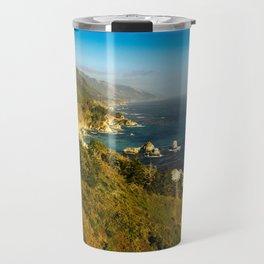 Cabrillo Hwy, California Coastline Travel Mug