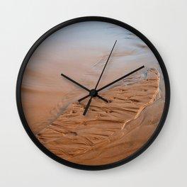 Sand Islet Wall Clock