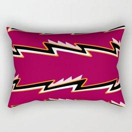 zigzags Rectangular Pillow