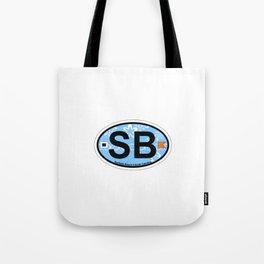 Surfside Beach - South Carolina. Tote Bag