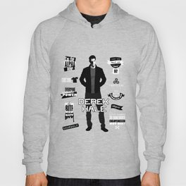 Derek Hale Quotes Teen Wolf Hoody