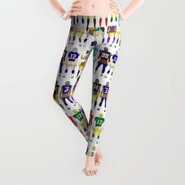 Football Butts Leggings