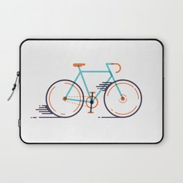 speed bike Laptop Sleeve