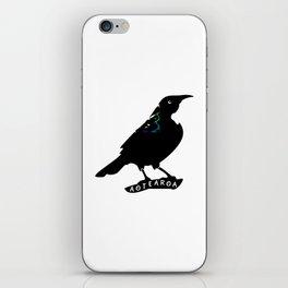 Tui New Zealand Native Bird iPhone Skin