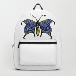 Nondescript Moth that you may talk with on a bus and never think about again Backpack