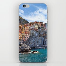 Colorful Italy iPhone Skin