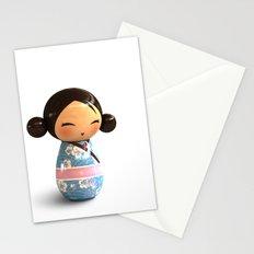 Kokeshi 03 Stationery Cards