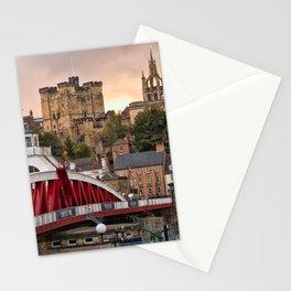 Newcastle's Swing Bridge Stationery Cards