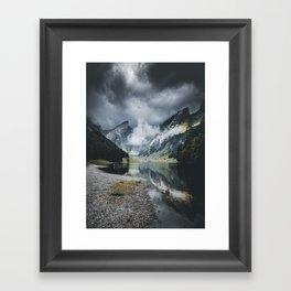 Lake2 Framed Art Print