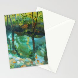 Embracing Movement Stationery Cards