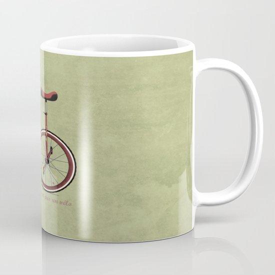 Unicycle Mug