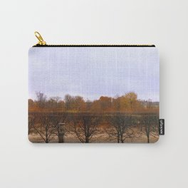 Autumn in the city Carry-All Pouch
