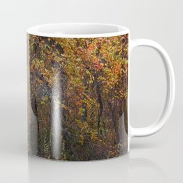 Evocative Autumn Coffee Mug