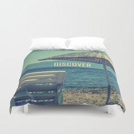 discover Duvet Cover