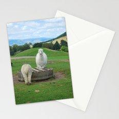 Alpaca Stationery Cards