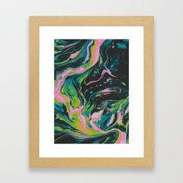 MY PARASELENE Framed Art Print