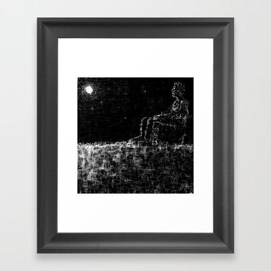 Geros Framed Art Print