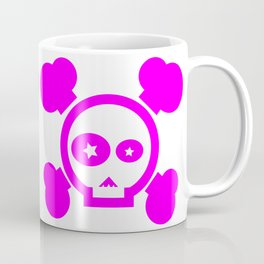 Skull Pop! Coffee Mug