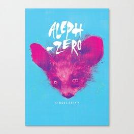 aleph-zero singularity Canvas Print