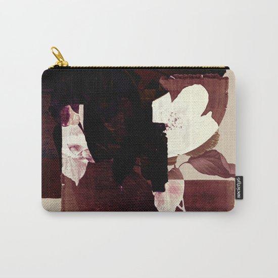 fleur contemporaine Carry-All Pouch