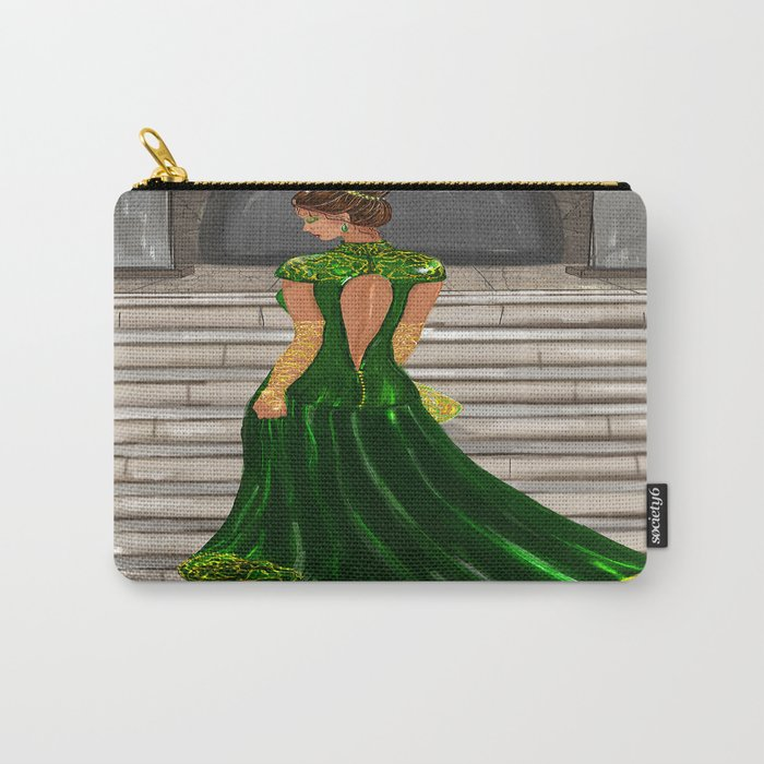 To the Opera Carry-All Pouch