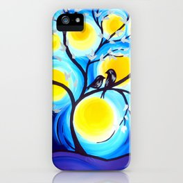 Happy Prints iPhone Case