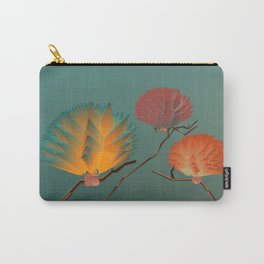 Origami Forest Birds  Carry-All Pouch