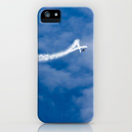 Air Show of Turkish Air Force iPhone Case