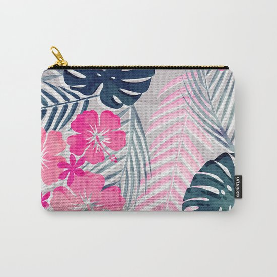 Tropical Summer Carry-All Pouch