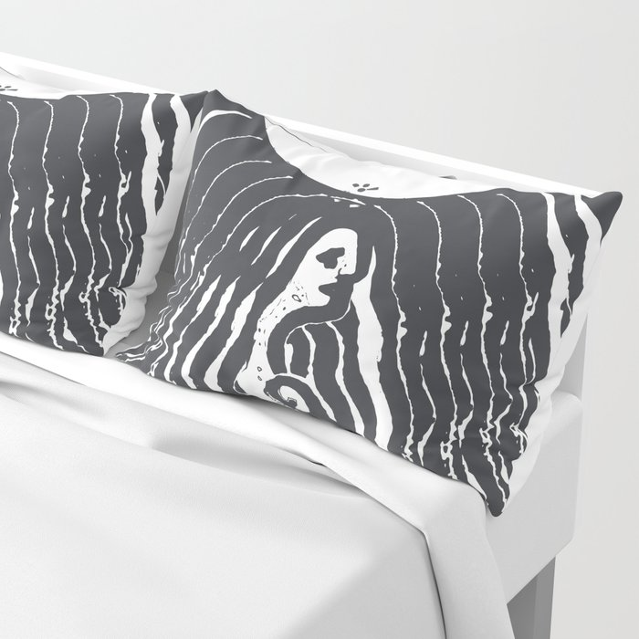 Mother and Son Pillow Sham