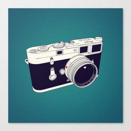Leica Camera Canvas Print