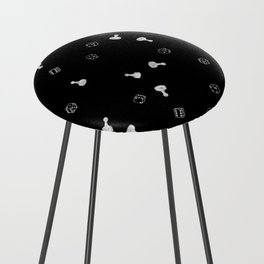 Roll the Dice Counter Stool