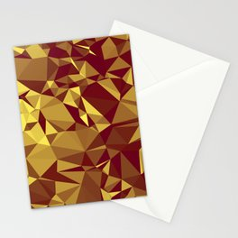 Low polly1 Stationery Cards