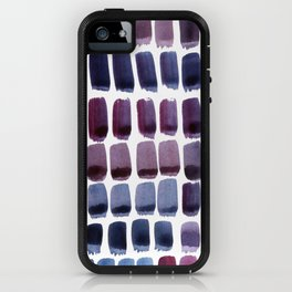 Brushstroke Colour Mixing 1 iPhone Case