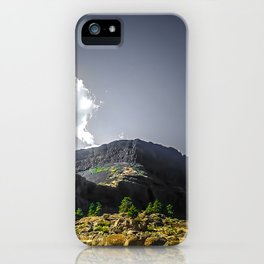 Desert in the Pacific NW iPhone Case