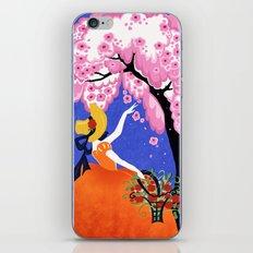 The Gardener iPhone & iPod Skin