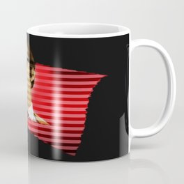 Nick Nick in Flag - Re-issue Coffee Mug