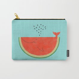 Don't let the seed stop you from enjoying the watermelon Carry-All Pouch