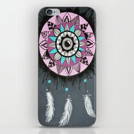 Mandala Dreamcatcher iPhone Skin