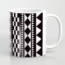 Geometric Pattern #177 (edie sedgwick) Coffee Mug