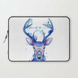 Always. Harry Potter patronus. Laptop Sleeve