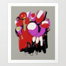 disporum Art Print