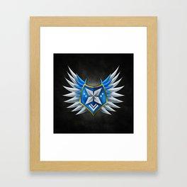 Prestige Emblem #2 Framed Art Print