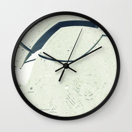 Structures of Silence #23 Wall Clock