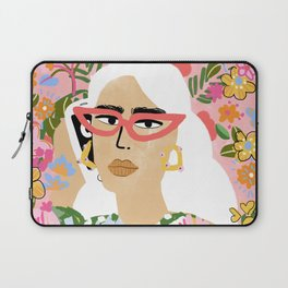 Fashion Is Calling Me Laptop Sleeve