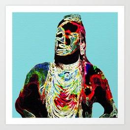 The Chief Art Print