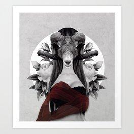 Proud Evolution Art Print