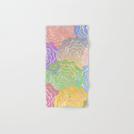Summer Pattern #7 Hand & Bath Towel