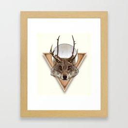 DOOMWOLF Framed Art Print